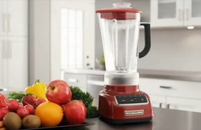 Video – mixér KitchenAid Diamond 5KSB1585