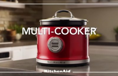 Video – multifunkční hrnec KitchenAid 5KMC4241