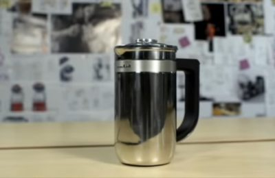 Video – tlakový kávovar KitchenAid / Frenchpress 5KCM0512ESS