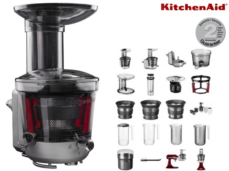 Odšťavňovač 5KSM1JA ke kuchyňskému robotu