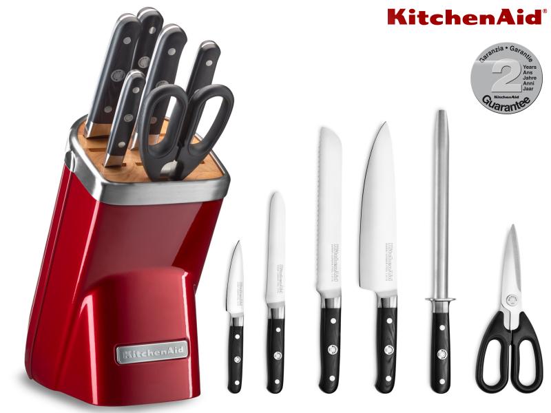 Kuchyňské nože KitchenAid