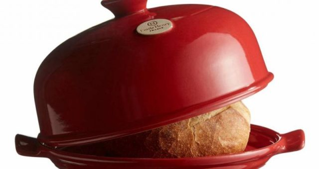 Keramická chlebová forma Emile Henry – použití a údržba